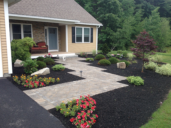 Building Beautiful Front Yard Entryways For Residential
